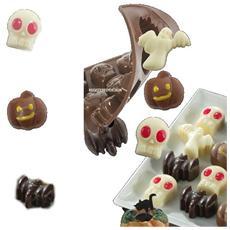 Stampo Silicone Per Cioccolatini Di Halloween Pavoni