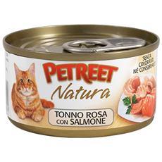 Natura 70 Gr - Tonno Con Salmone