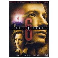 Dvd X Files (the) - Stagione 06