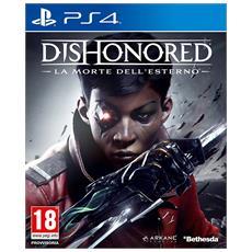 PS4 - Dishonored La Morte Dell'Esterno