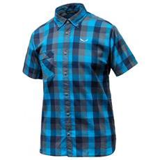 M Puez Minicheck Dry Camicia Outdoor Uomo Taglia L
