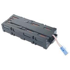 Unità batteria APC RBC57 - 12 V DC - Impermeabile, senza bisogno di manutenzione Acido sigillato del piombo Hot-swappable
