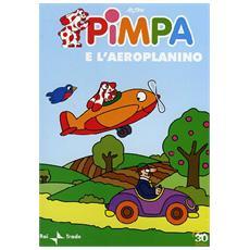 Dvd Pimpa E L'aeroplanino