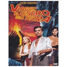 Dvd Viaggio Al Centro Della Terra (1959)