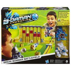 B-Daman - Break Bomber Battlefield Arena Set