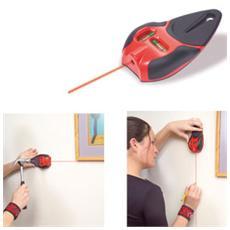 misuratore laser con reggi chiodo prolaser®nail gripper art 810 kapro
