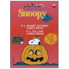 È il grande cocomero, Charlie Brown-È il tuo cane, Charlie Brown. Con DVD