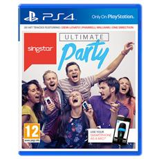 PS4 - Singstar Ultimate Party