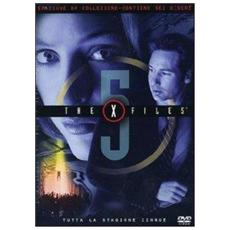 Dvd X Files (the) - Stagione 05