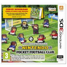 N3DS - Pocket Football Club (codice download)