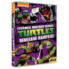 Dvd Teenage Mutant Ninja Turtles-st02#03