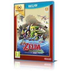 WiiU - Zelda Wind Waker Select