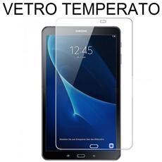 Pellicola Proteggi Display Vetro Temperato 0,33mm Per Samsung Sm T580 Galaxy Tab A 10.1 (2016) , Sm T585 Galaxy Tab A 10.1 (2016)
