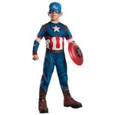 Costume Capita America Classico 148 Cm