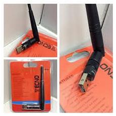 Antenna Tecno Wireless Usb Per Pc 150mbps Per Computer Fissi E Notebook