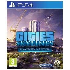 PS4 - Cities Skylines