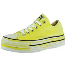All Star Ox Platform Limited Edition Scarpe Sportive Donna Gialle 40