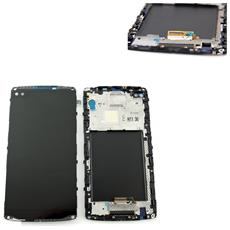 Ricambio Lcd Display + Touch Screen Unit Nero Originale Per Lg V10 H960 + Kit