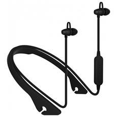 Auricolare Bluetooth Sportivo Con Microfono Platinet Pm1065b Bt 4.1 Nero