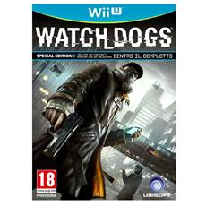 WiiU - Watch Dogs D1 Special Edition