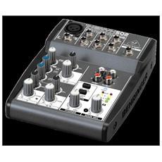 Bh 502 Mixer Xenyx 5 In 2bus Mic Pre