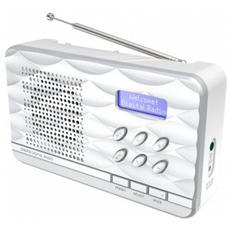 Radio e Orologio Diditale DAB500SI Argento 23.5 x 12.5 x 8.5 cm DAB500SI-EU