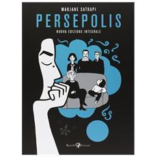 Marjane Satrapi - Persepolis Integrale