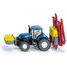 D / C Trattore New Holland+diser