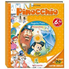 Magiche Fiabe - I Tre Porcellini (Libro+Dvd)