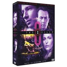 Dvd X Files (the) - Stagione 08