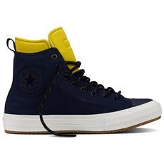 Scarpe Chuck Ii Boot Canvas 42 Blu Giallo