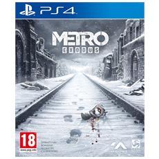 PS4 - Metro Exodus - Day one: 2018