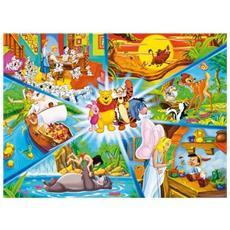 Puzzle Disney Clementoni Tutti I Disney