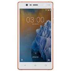 "3 Bianco / Rame 16 GB 4G / LTE Dual Sim Display 5"" HD Slot Micro SD Fotocamera 8 Mpx Android Europa"