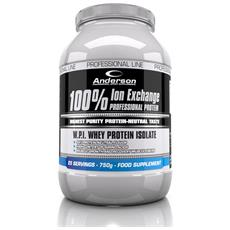 100% Ion Exchange Professional Protein W. p. i. Whey Proteine Isolate