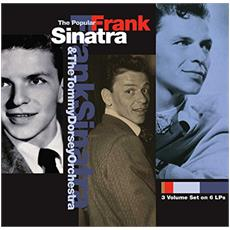 Frank Sinatra & Tommy Dorsey - Popular Frank. . -Ltd- (6 Lp)