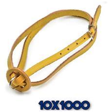 Pettorale Per Cani In Cuoio 10x1000
