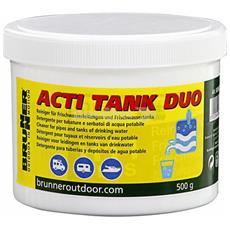 Acti-tank Duo Pulitore Tubi Serbatoi E Tubazioni Acqua Potabile