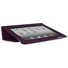 "BZ23905 9.7"" Custodia a libro Porpora compatibile Apple iPad Air"