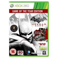 X360 - Batman Arkham City Game Of The Year Edition