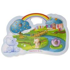 Nenuco Baby Puzzle di Legno (Sogg. casuale)