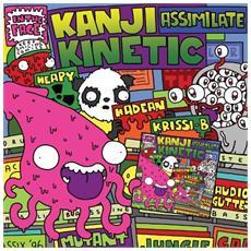 "Kanji Kinetic & Co - Assimilate (12"")"