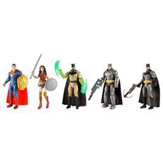 Supereroi Assortiti BatMan vs SuperMan 15 cm