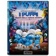Dvd Puffi 3 (i) - Viaggio Nella Foresta