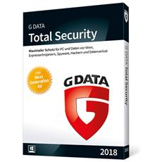 Total Security 2018 - 1 Dispositivo Per 1 Anno - Licenza Esd