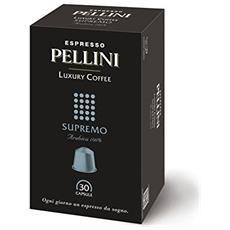 PELLINI - Capsule Compatibili Nespresso Supremo Multipack G....