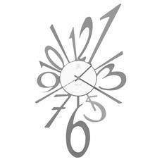 ARTI & MESTIERI - Orologio Da Parete Big-Bang Grigio