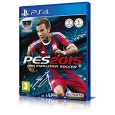 PS4 - Pro Evolution Soccer PES 2015