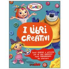 Il libri creativi. Insieme a Rosie. Con adesivi