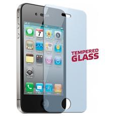 Pellicole Glass Protector per iPhone 4/4S realizzata in vetro temperato